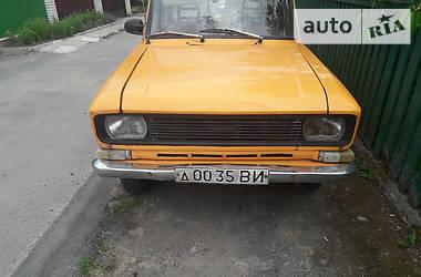 Москвич / АЗЛК 2140 21406 1984