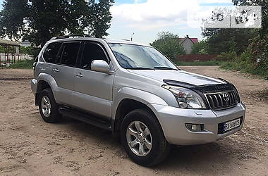 Toyota Land Cruiser Prado 7мест 2009
