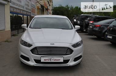 Ford Fusion SE 2.5 AT 2014