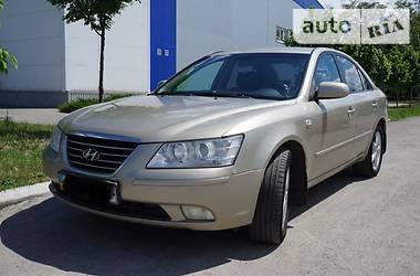 Hyundai Sonata NF (V) 2008