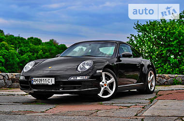 Porsche 911 Сarrera 4 AWD 2007