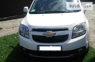 Chevrolet Orlando 2.0 TD 2012