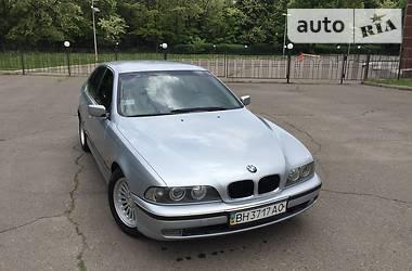 BMW 525 AVTOMAT///IDEAL 1997