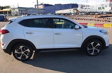 Hyundai Tucson TOP 1.6 Turbo 2017
