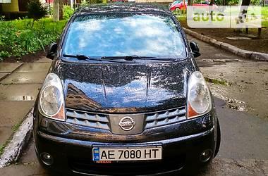 Nissan Note TEKNA 2008