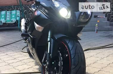 Kawasaki ZXR zx6r 2011