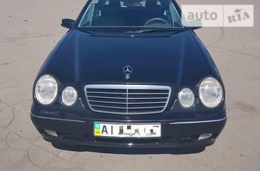 Mercedes-Benz E 270 CDI 2000