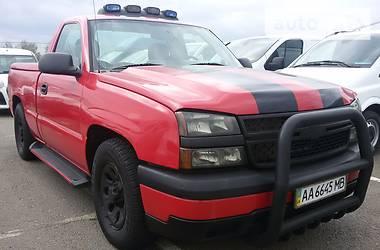 Chevrolet Silverado 4.3 L V8 2005