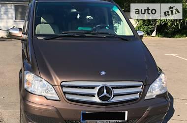 Mercedes-Benz Viano пасс. 3 2012