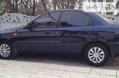Daewoo Lanos 1.5 2006