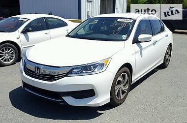 Honda Accord 2.4L 4 2016