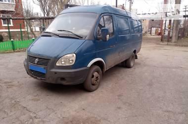 ГАЗ 2705 Газель 2705-414 2007