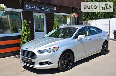 Ford Fusion ECOBOOST 2016