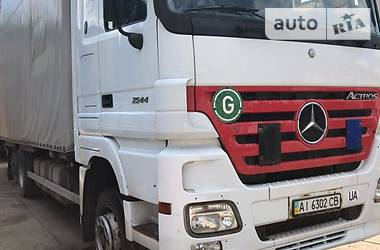 Mercedes-Benz Actros 2544 2004