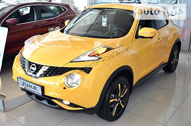 Nissan Juke AT LE+ACTIVE 2017