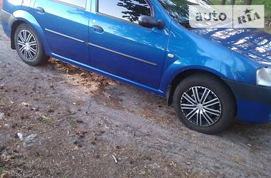 Dacia Logan 1.4 MT Laureate 2007