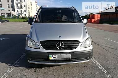 Mercedes-Benz Vito пасс. 109 CDI 2006