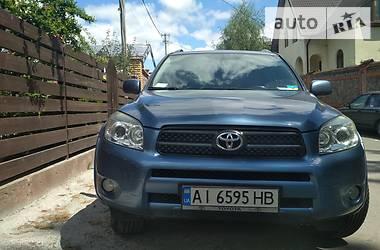 Toyota Rav 4 Long 2007