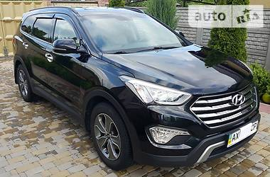 Hyundai Grand Santa Fe 2.2 CRDI 2015