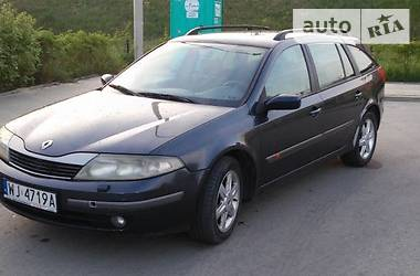 Renault Laguna 1.8 LPG 2003
