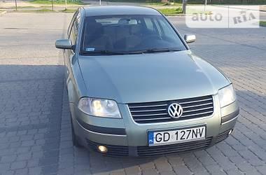 Volkswagen Passat B5 1.9 TDI 131KC 2001