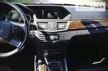 Mercedes-Benz E 200 2010