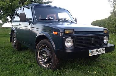 ВАЗ 21214 2007