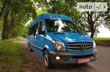 Mercedes-Benz Sprinter 319 пасс. PASS 22 PERSONU 2014