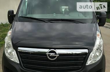 Opel Movano пасс. 2014