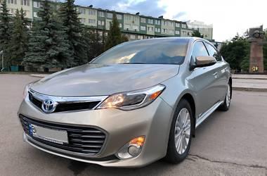 Toyota Avalon Hybrid XLE 2013