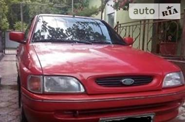 Ford Escort 5 1993