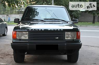Land Rover Range Rover P38 1998