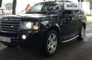 Land Rover Range Rover Sport 2.7 CDI 2007