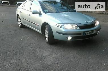 Renault Laguna газ/бензин 2002