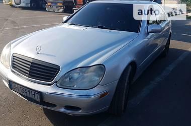Mercedes-Benz E 430 Long 2001