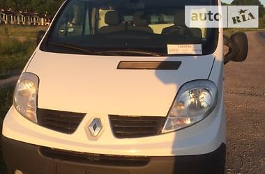 Renault Trafic груз. long 2013