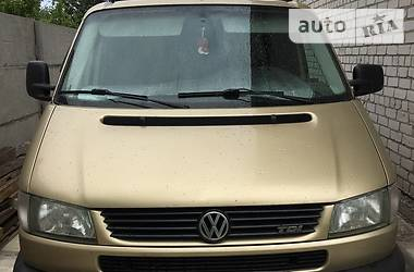 Volkswagen T4 (Transporter) пасс. Transporter T4 2003