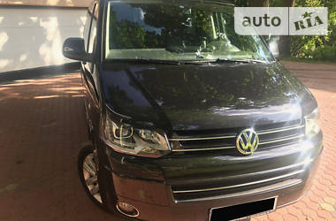 Volkswagen Multivan Highline 4MOTION biT 2015