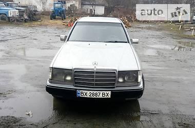Mercedes-Benz W114/W115 1988