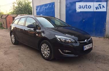 Opel Astra J 1.7 CDTI 2013