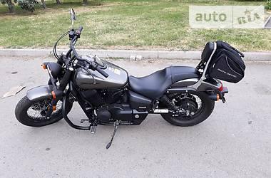Honda Shadow black widow 2015