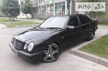 Mercedes-Benz E-Class  Avangard 1998