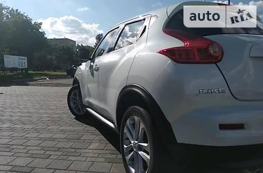 Nissan Juke white pearl АКПП 2014
