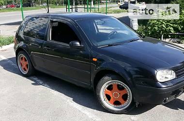 Volkswagen Golf IV 3 двери 1999