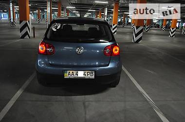 Volkswagen Golf V MK5 DE clima 2005