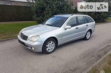 Mercedes-Benz C 220  2002