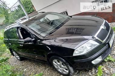 Skoda Octavia A5 Combi Eleganse 2006