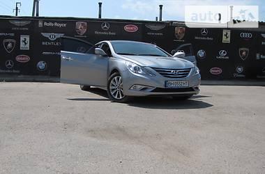Hyundai Sonata LPi Grey 2013