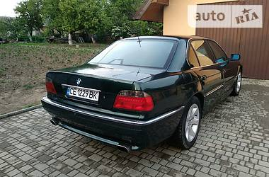BMW 750 long individual 1998