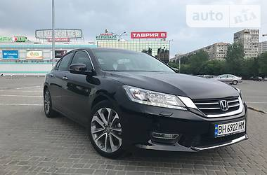 Honda Accord Sport Official 2013